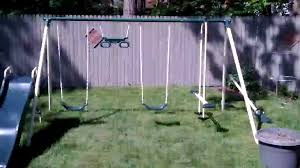 amazon com customer reviews flexible flyer backyard fun swing