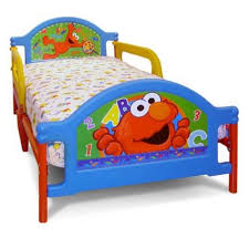 Spiderman Toddler Bed Bed Frame Elmo Home U0026 Furniture On Carousell