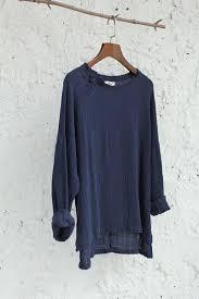 linen blouses sleeve o neck linen blouses style casual
