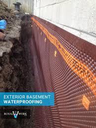 exterior basement membrane finest liquid rubber products membrane