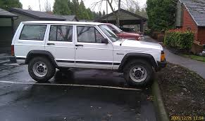 ferrari jeep xj 1993 jeep cherokee specs and photos strongauto