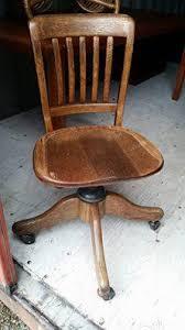 krug furniture kitchener antique oak office chair h krug furniture co central nanaimo