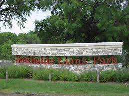 southside lions park the city of san antonio official city website