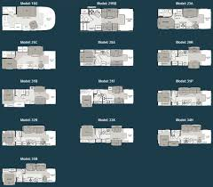 Used Car Dealerships Floor Plans Four Winds Class C Motorhome Floorplans Large Picture Rv