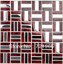 stainless steel tiles for kitchen backsplash brick stainless steel mosaic tile glass mosaic kitchen backsplash
