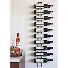 sorbus wine rack stand sorbus wall mount wine rack co uk electronics