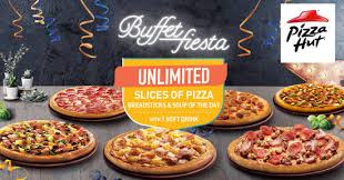 Are You Can Eat Buffet by Pizza Hut U0027s All You Can Eat Buffet Fiesta Tickets Are Now