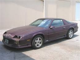92 camaro rs starting a car project project purple part i