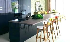 comment faire une table de cuisine comment faire une table de cuisine alinea buffet cuisine alinea