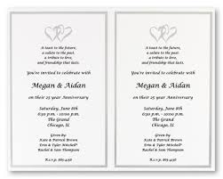 wedding invitation sles silver hearts invitations myexpression 4718