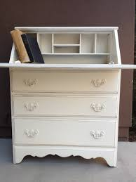 Secretary Desk With Drawers by Furniture Nice White Secretary Desk Design Ideas Custom Decor