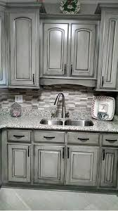 how to paint kitchen cabinets antique look image result for antique grey kitchen cabinets kitchen