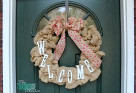 burlap wreaths simple diy burlap wreath easily changeable for every season and