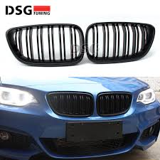 bmw black grill aliexpress com buy m2 style f22 high quality replacement custom