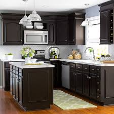 Kitchen Cabinets Colors And Designs Best 25 Dark Cabinets Ideas Only On Pinterest Kitchen Furniture