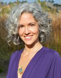the 25 best curly gray hair ideas on pinterest grey curly hair