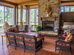 free photo porch deck cozy fireplace design house furniture max