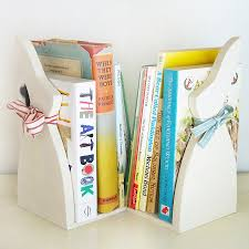 bunny bookends pair of bunny bookends by macey notonthehighstreet