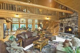 interior design amazing interior of log homes inspirational home
