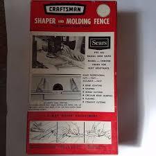 craftsman molding saws u0026 blades ebay