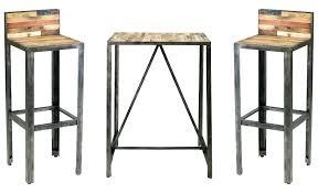 ensemble table et chaise cuisine pas cher table haute et tabouret pas cher ensemble table haute et chaise