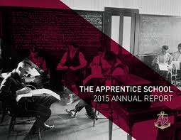 the apprentice 2015 annual report by newport news
