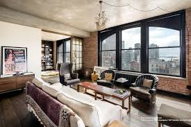 Livingroom Soho Kirsten Dunst U0027s Funky Soho Loft Is Now Asking 500k Less Curbed Ny