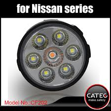 led drl fog lights for nissan rogue t32 t31 2008 2014 auto spare