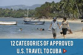 Colorado can us citizens travel to cuba images The 12 categories of approved u s travel to cuba insightcuba png