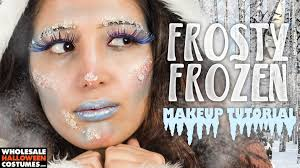 frostbite makeup tutorial wholesale halloween costumes blog