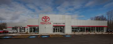 toyota around me vanderstyne toyota toyota dealer in rochester serving greece