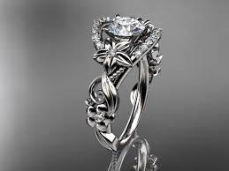 engagement rings unique platinum diamond unique engagement ring wedding ring adlr211