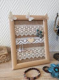 earring holder for studs burlap earring holder bazaraurorita