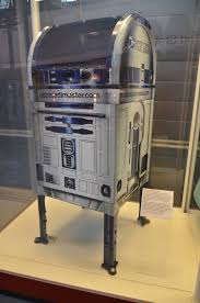 themed mailbox steven f udvar hazy center space exhibit wars r2 d flickr