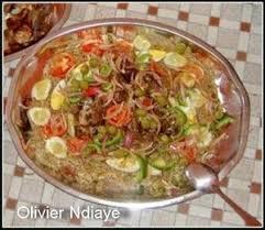 cuisine senegalaise recette du yassa sénégalais recettes africaines