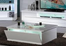 Black Gloss Glass Coffee Table White Coffee Table Gloss Square White Coffee Table With Shelves