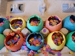cascarones easter mexican tradition still to make mine mexico lindo y