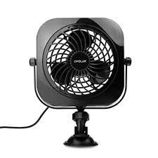 6 Inch Oscillating Desk Fan Clip On Fan Ebay