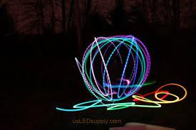 light art circles