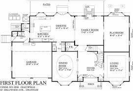 center colonial floor plans another center colonial floorplan i the large