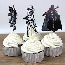 wars party supplies 720pcs the wars party supplies cupcake toppers