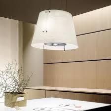 hotte cuisine suspendue hotte cuisine elica suspendue verre blanc white ø 51 cm
