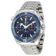 stainless steel bracelet omega watches images Omega seamaster planet ocean chronograph automatic men 39 s watch jpg