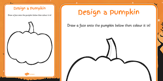 design a pumpkin carving worksheet halloween pumpkin witch