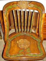 Milwaukee Chair Company Company My Antique Furniture Collection