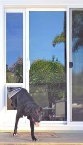 Secure Sliding Patio Door Stunning Dog Door Patio Sliding Pet Door Panel Security Bars