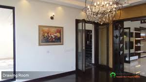 luxurious house with double height entrance for sale in dha phase
