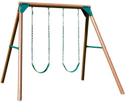 9 unbeatable wooden swing sets for solid backyard fun florida