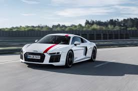 audi r8 v10 rws debuts with rear wheel drive the torque report