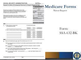 medicare form medicare form cms announces regions application